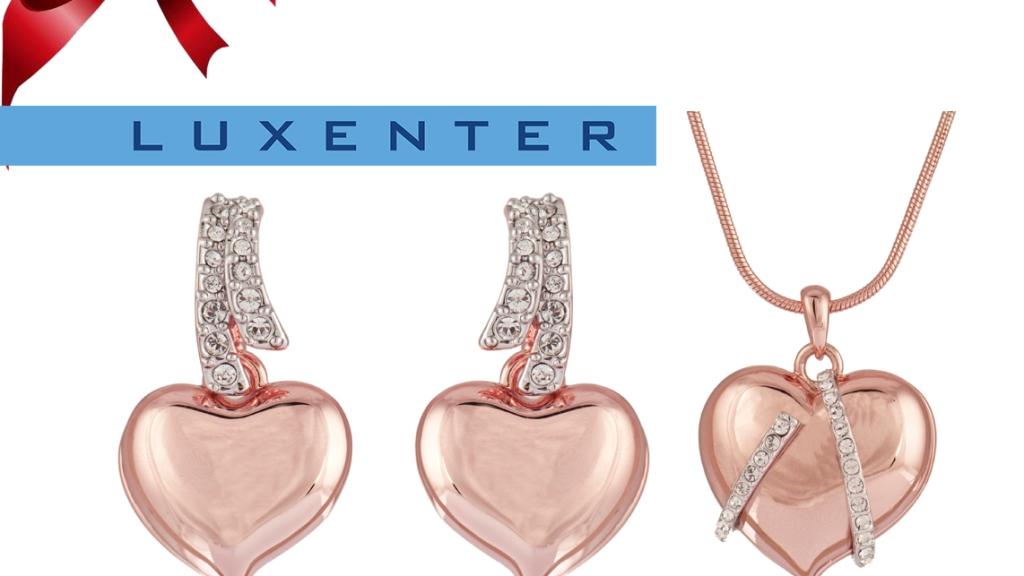 ΧΡΙΣΤΟΥΓΕΝΝΙΑΤΙΚΟΣ ΔΙΑΓΩΝΙΣΜΟΣ  Κερδίστε ένα το υπέροχο σετ κοσμημάτων  Luxenter 54a3d083c89